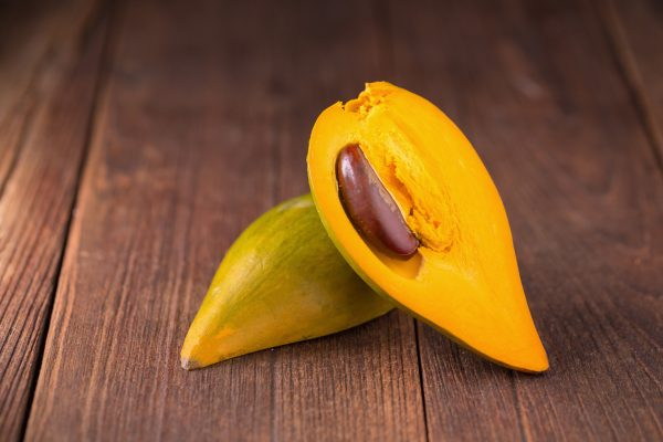 Egg Fruit Canistel Yellow Sapote (pouteria Campechiana (kunth) B